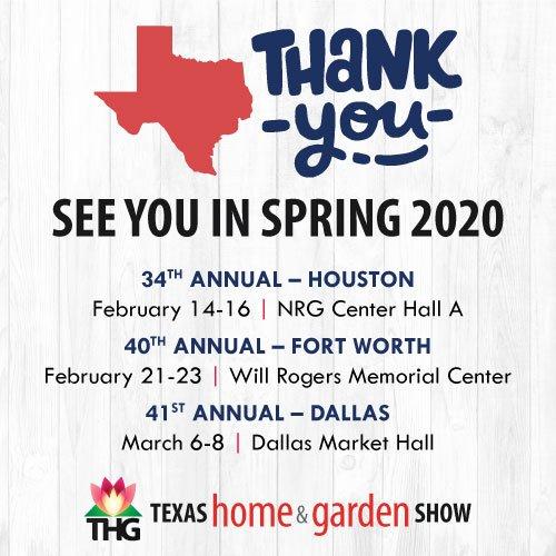 Houston Home And Garden Show 2020.Texas Home Garden Texashomegarden Twitter