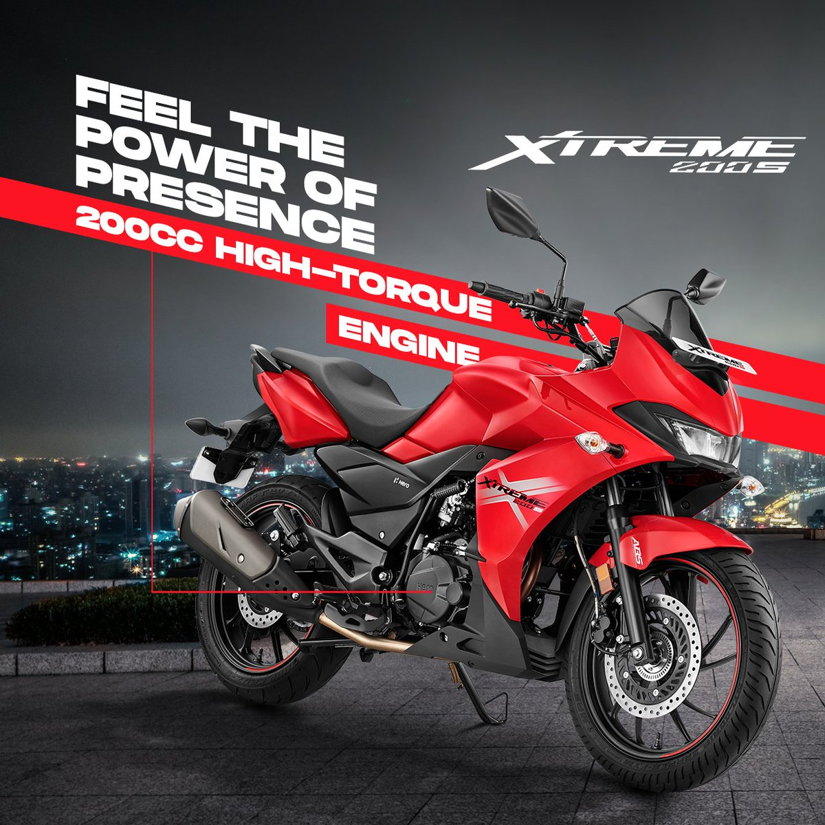 A 200cc high torque ride. Feel the power as you ride. Know more https t.co ezMr1tfF91 https t.co EuYpcgoctr