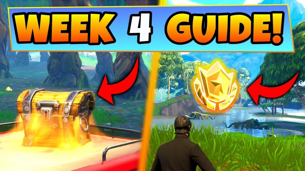 Fortnite WEEK 4 CHALLENGES GUIDE! – WAILING WOODS CHESTS, Treasure Location (Battle Royale Season 4)  Link: http://tinyurl.com/yxp8gymt #chests #dailymoments #easy #fortnite #fortnitebattleroyale #fortnitechallenges #fortnitemoistymiretreasure #fortniteseason4pic.twitter.com/0SwwFqvpKZ