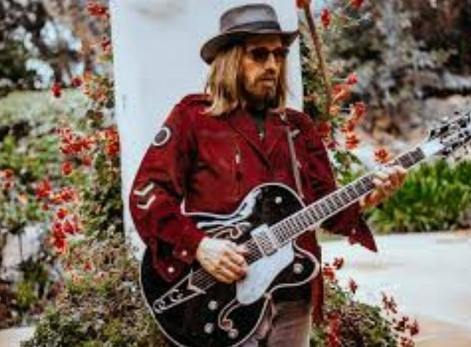 You belong among the wildflowers Happy Birthday Tom Petty