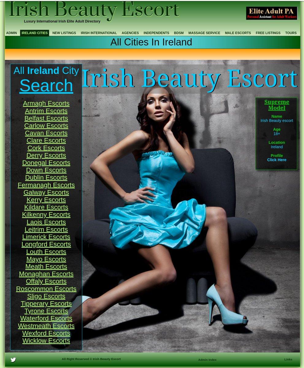 Listings of escorts in ireland