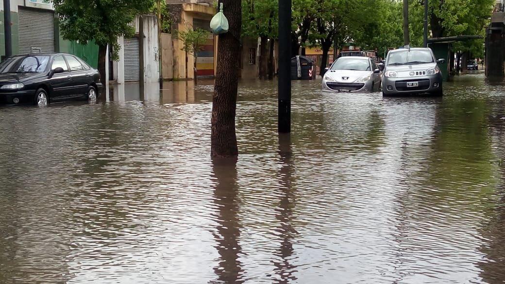 El se refería a Belgrano , Palermo.  El sur es otro país