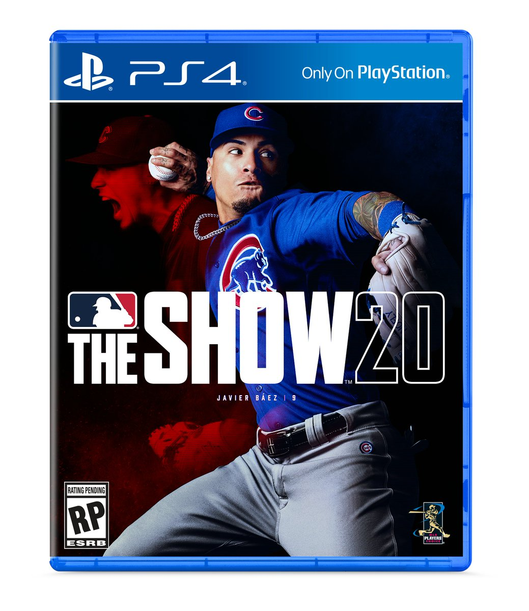 A dream of mine came true today. Could not be more excited to be on the cover of @mlbtheshow… and it's 🔥🔥! play.st/TheShow20 #mlbtheshow #PSPartner #ElMago