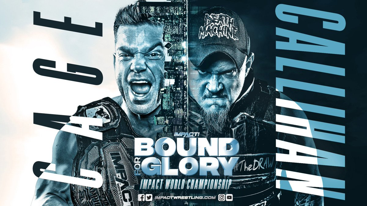 IMPACT Wrestling Bound For Glory Results From The Odeum Expo Center In Villa Park, IL. (10/20)