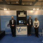Image for the Tweet beginning: VCare is exhibiting at the