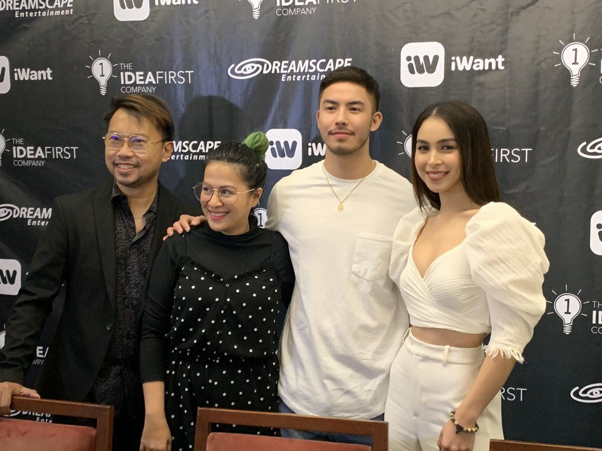 "Tony Labrusca and Julia Barretto are set to star in an iWant original series entitled ""I Am U,"" directed by Dwein Baltazar and produced by Jun Lana and Perci Intalan. @juliabarretto @tonythesharky"