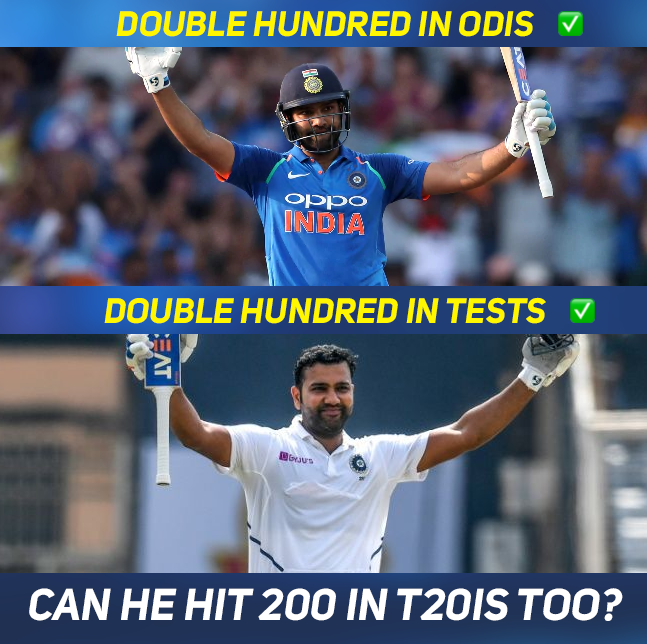 CAN HE HIT 200 IN T2OIS TOO??   #TeamIndia #BCCI<br>http://pic.twitter.com/ePsqVD9gqt