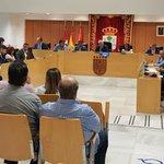 Image for the Tweet beginning: El Pleno extraordinario aprueba modificaciones
