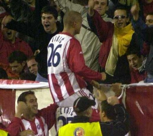 Happy birthday to one of the greatest caps Red Star ever had- Nemanja Vidic