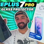 Image for the Tweet beginning: Best Tempered Glass for Oneplus