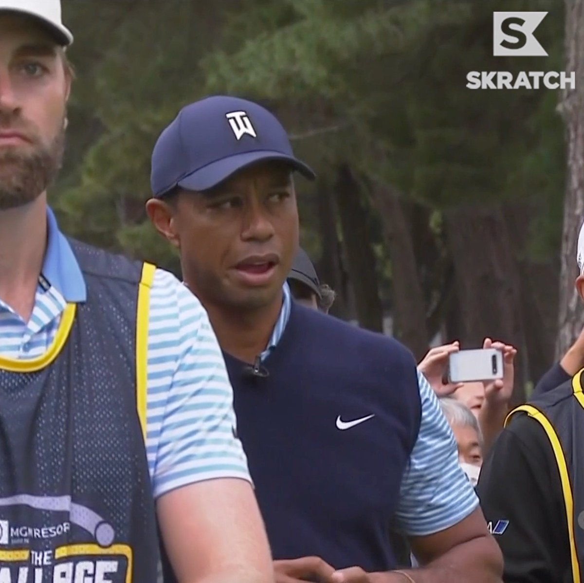 Tiger Roasting Jason Day 😂