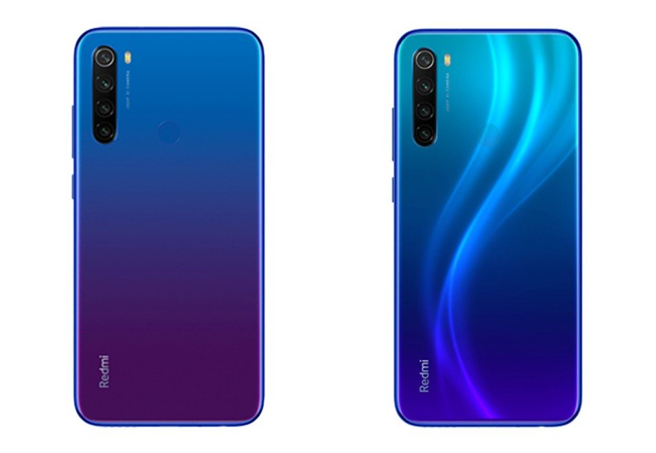 leaked renders of the Redmi Note 8T- left side Redmi Note 8T- image 1