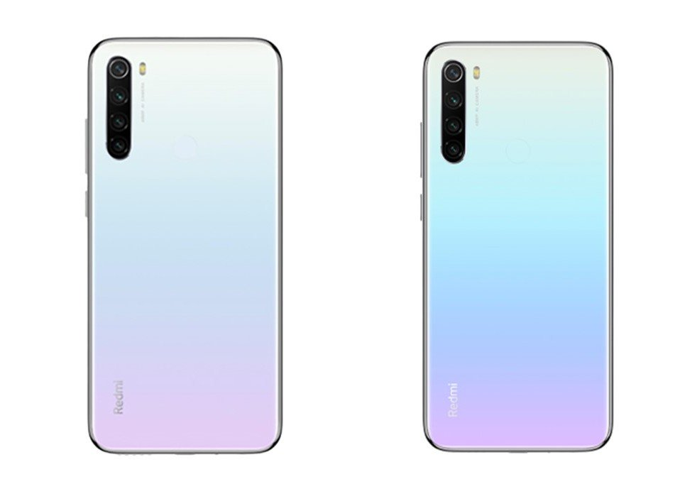 leaked renders of the Redmi Note 8T- left side Redmi Note 8T- image 2