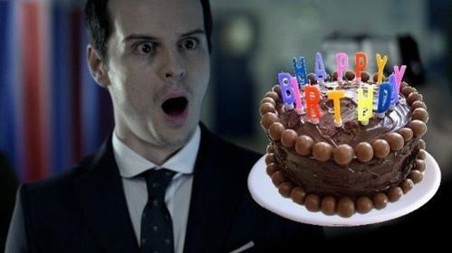 And... happy birthday Andrew Scott!