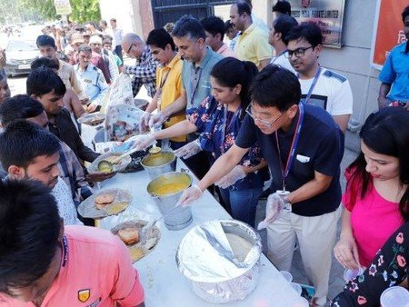 Nippon Express (India) Strongly Promotes CSR Activities - Top Tweets Photo