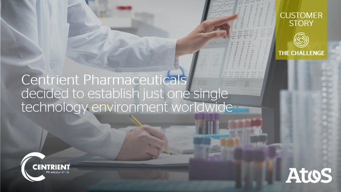 [#CustomerStory] @Centrient Pharmaceuticals decided to completely restructure its #IT...