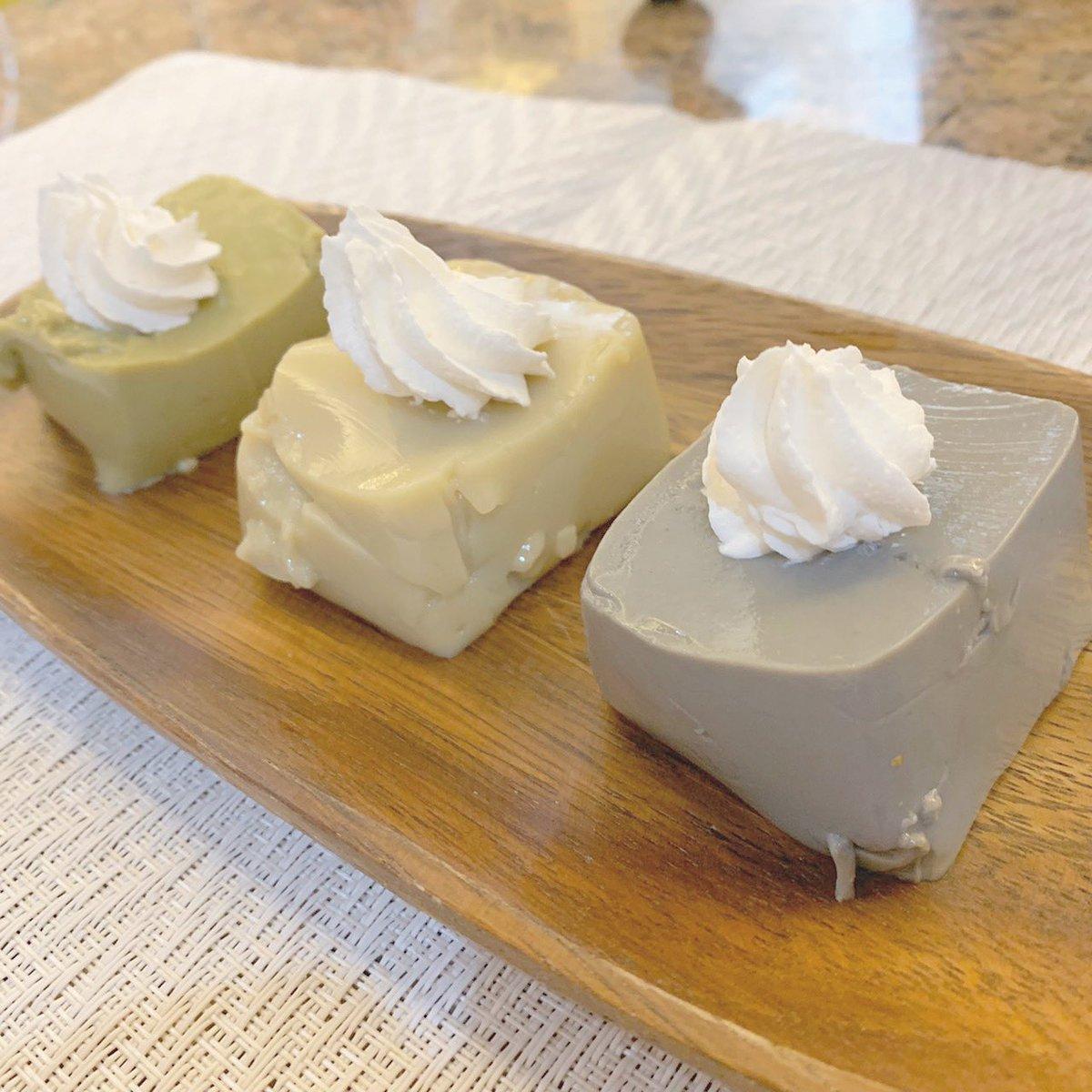 ダイエット中に最適!?豆乳で作れる超濃厚プリンの作り方!