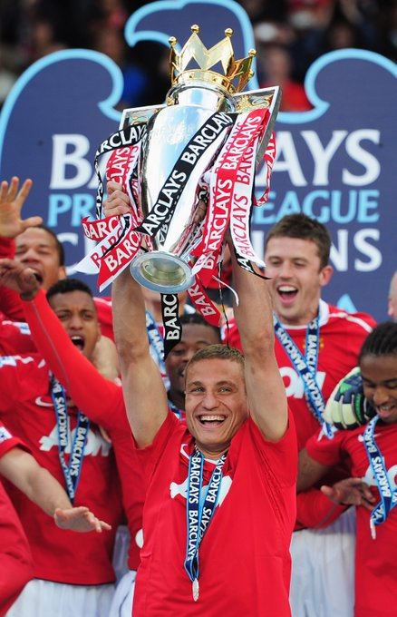 Happy 38th birthday, Nemanja Vidic!  What Manchester United would do for a player like him now