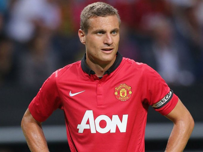 Happy Birthday from all at to one of the best defenders in recent years  Nemanja Vidic