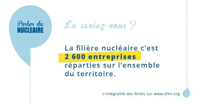 Parmi ces 2600 entreprises, @Technicatome, c'est plus de 1600 salariés répartis sur 9 sites en France et une expertise reconnue en ingénierie nucléaire