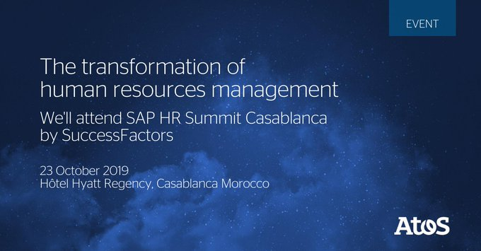 Human resources is a fruitful area for digital transformation and we are a part...