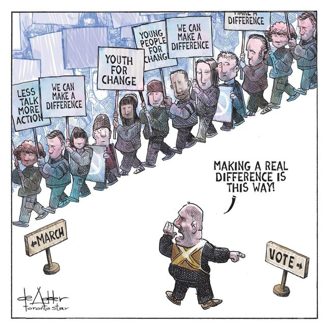 "Toronto Star on Twitter: ""Editorial cartoon 