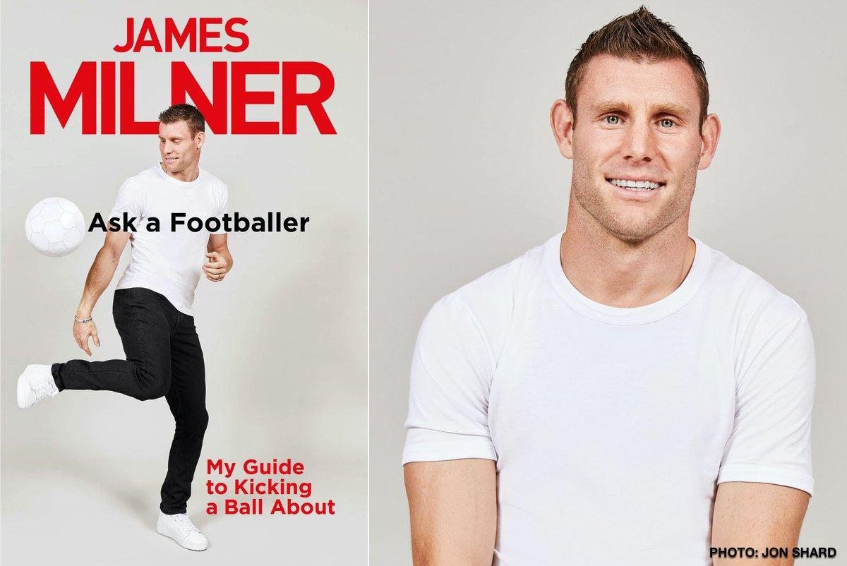 Книга Джеймса Милнера: Вступление и юношеские годы - ФК Ливерпуль