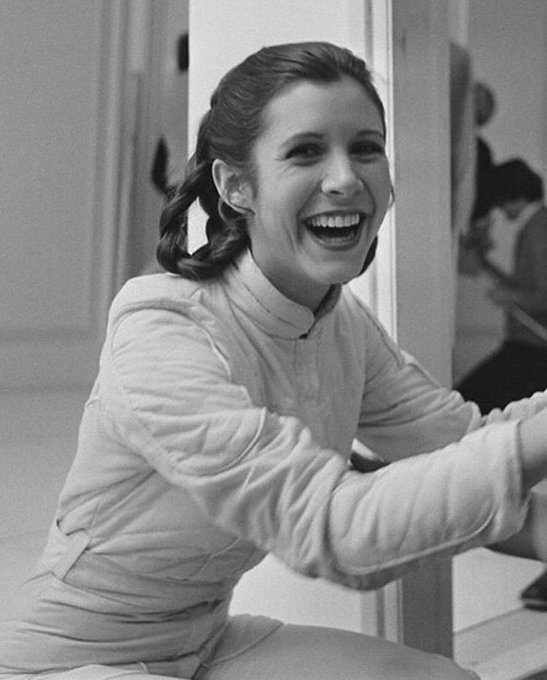 Happy Birthday Carrie Fisher Forever loved, forever missed.