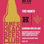 Image for the Tweet beginning: Beer Club - Harbour Hinterland