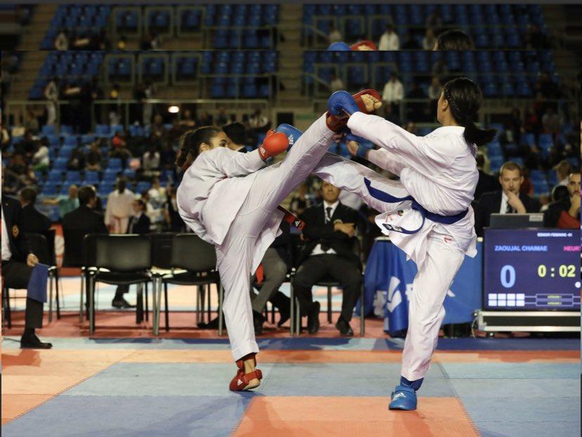 Open adidas 🥇  📸D.Boulanger-FFK  #competition #karate #result #first #regionpaysdelaloire #leCMsoutientlesport