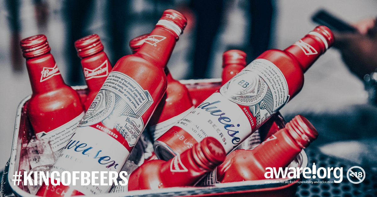 #Heatwave? Cold Bud 🍺 Follow us and RT to beat the heat wave  #KingOfBeers #BeAKing https://t.co/dLedX4J6Co