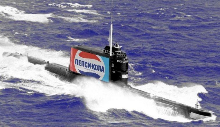 PEPSİ'nin İlginç Öyküsü: Bir Dönem Dünya'nın En Büyük 6. Askeri Gücüydü1989'da  Pepsi'nin 17 denizaltısı, 1 kruvazörü, 1 firkateyni ve 1 destroyeri vardı. Pepsi bu savaş gücü ile dünyanın en büyük 6. askeri gücüydü.Devamı İçin Oku... https://nutukdergisi.blogspot.com/2019/10/pepsinin-ilginc-oykusu-bir-donem.html…