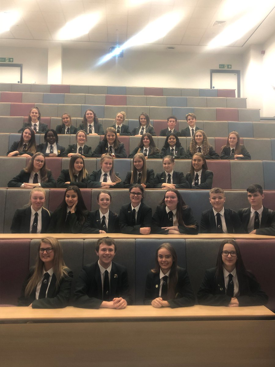 Massive Congratulations to Madison Brant and Will Plant, our new Head Boy and Head Girl, and all of the new Student Leadership team.  An amazing performance from all our candidates and we're thrilled to present the final team! #Watchoutworld!