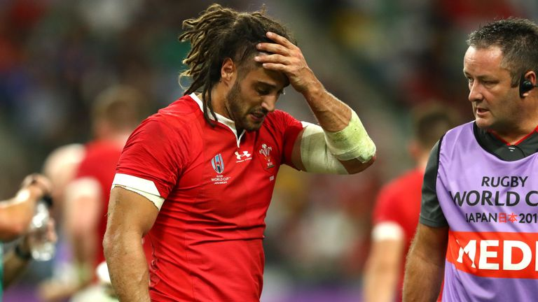test Twitter Media - Wales forward Josh Navidi to miss rest of the Rugby World Cup with a hamstring injury: https://t.co/mDutwgQ8RN https://t.co/l2IpnxavcF
