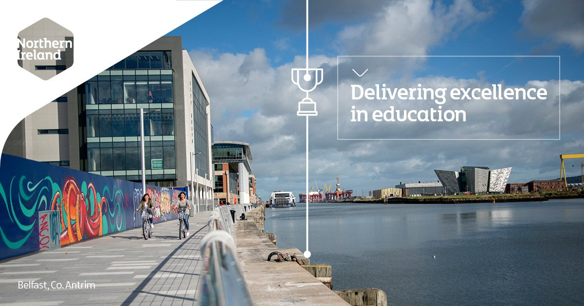 This time next week we will be at @EduTraCOman with @QUBelfast and @UlsterUni meeting with Omani students to discuss why #NorthernIreland is delivering excellence in education #EducationisGREAT @UKinOman @omanmohe