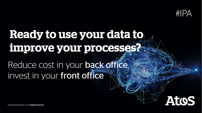 Are you ready to leverage the power of #data to improve your processes? By exposing huge...