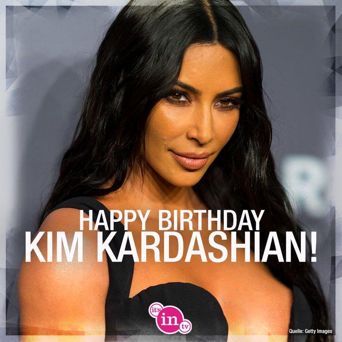 Unser heutiges Geburtstagskind ist Kim Kardashian! Happy Birthday! Hoch soll sie leben!