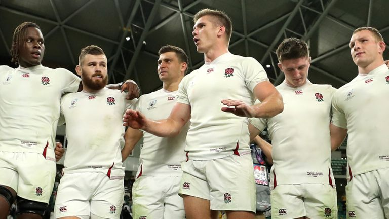 "test Twitter Media - ""England's quarter-final victory against Australia was the most complete performance we have seen in the Eddie Jones tenure, but Wales are surviving and not much more.""  Read Stuart Barnes' Rugby World Cup talking points: https://t.co/oR0TaFblku https://t.co/jYYGB2rwjF"