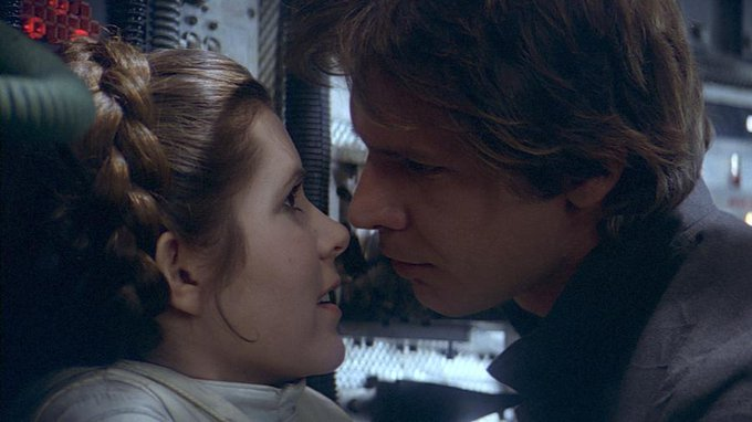 Happy Birthday Carrie Fisher!