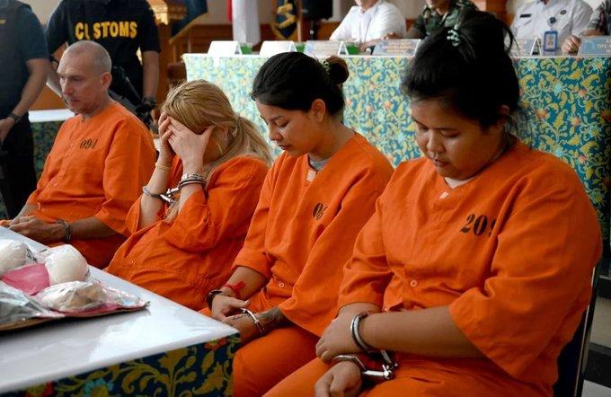В Индонезии задержали россиянку по подозрению в контрабанде наркотиков