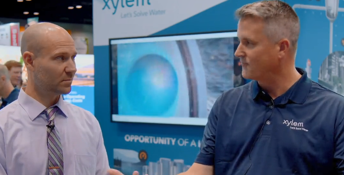 Xylem's Joe Vesey talks about the Opportunity of a Lifetime as featured @WaterOnline https://t.co/GayI5Xpjw4 #letssolvewater #makeyourwatermark https:...