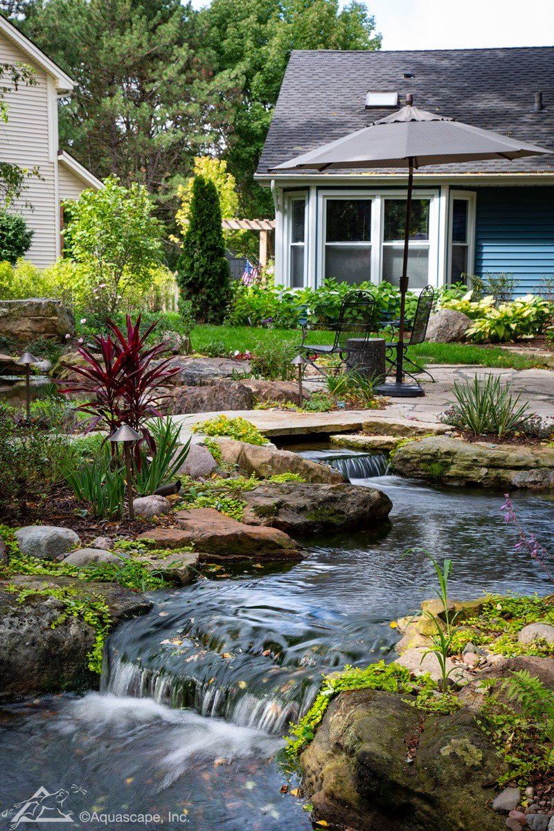 Aquascape Inc On Twitter Here S A Recreation Pond We Built Earlier This Year This Beauty Is Fully Planted And Sustainable See More Of Our Work Https T Co Ck6yfx0c4u Https T Co Fkmac1ayut