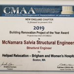 Image for the Tweet beginning: Award Season continues.. Thanks to @CMAA_HQ