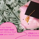 Image for the Tweet beginning: Student loan debt has become