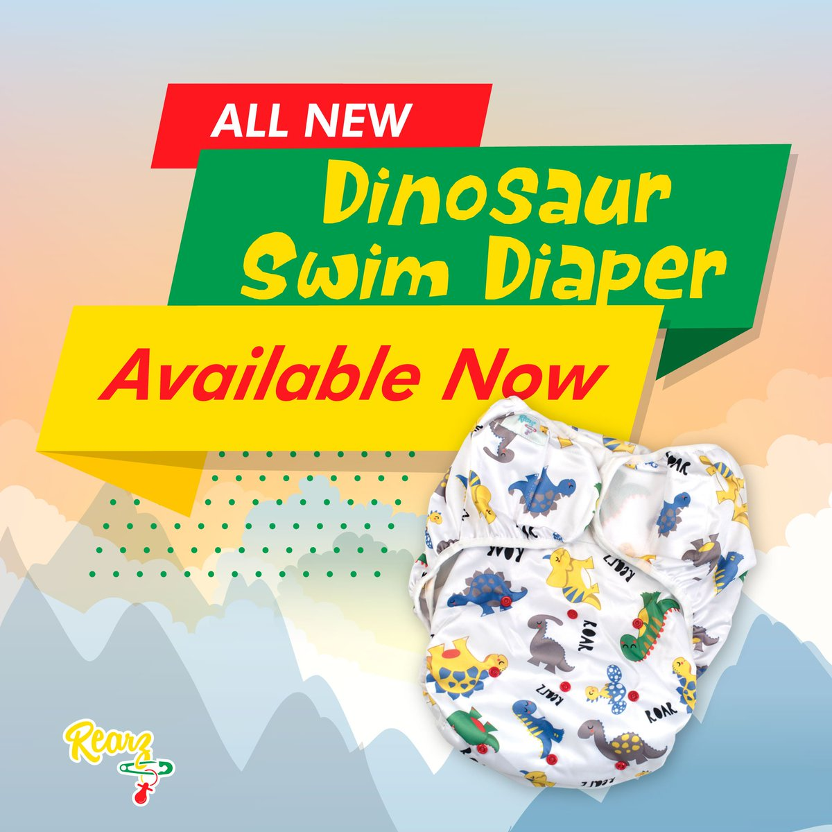 Our All New Dinosaur Swim Diaper is here: https://t.co/JZsZgch270  #rearz #rearzinc #rearzdiapers #adultdiapers #adultnappies #diaperfetish #adultbabydiaperlover #abdl #cglg #cglb #diaperbutt #incontinence #abdldiapers #adultbaby #diaperedbum https://t.co/onxmgcem0s