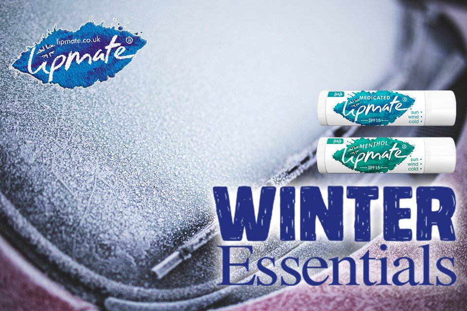 Whos looking forward to this tomorrow morning?   Its time to start stocking up on #WinterEssentials . #Icescraper  for the car and #lipbalm  for your #lips    Find out more at  https://www.lipmate.co.uk/buy-lipbalm-direct/  …  Made in Britain 🇬🇧
