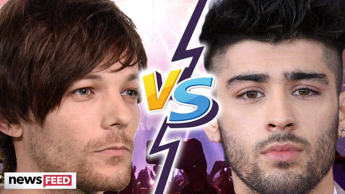 Louis Tomlinson gets into his longterm beef with former #OneDirection bandmate Zayn Malik!