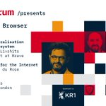 Image for the Tweet beginning: #Coinscrum_presents :: The #BraveBrowser &