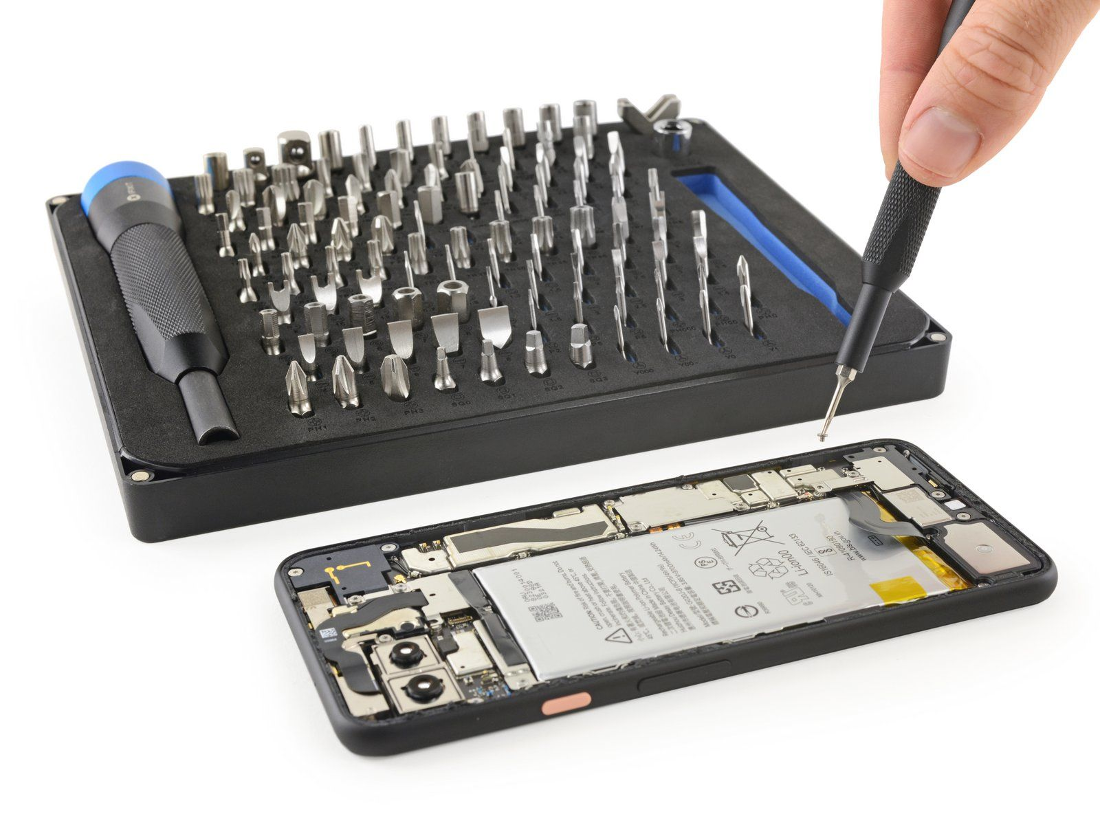 Ifixit On Twitter The Manta Driver Kit Is Built To Open Everything From Smartphones To Furniture Https T Co Kr0srxqudt