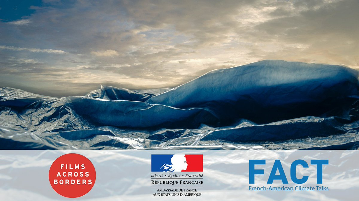 Where does all the plastic go ? Find out by attending our film screening followed by a French-American panel discussion at La Maison Française, November 5th - 7pm in Washington, D.C. !